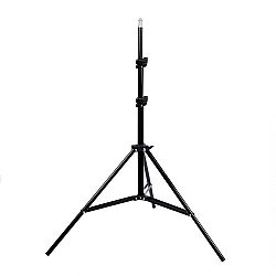 Light stand No brand, 2.1m, Black - 40128